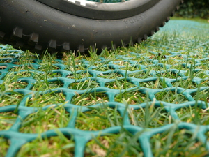 Turf Reinforcement Mesh ~ Green 450gsm ~ 2mx10m